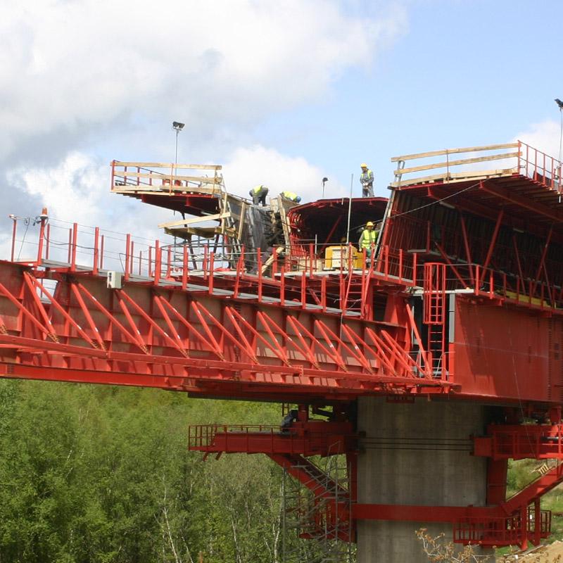 brandind for AJP Construction