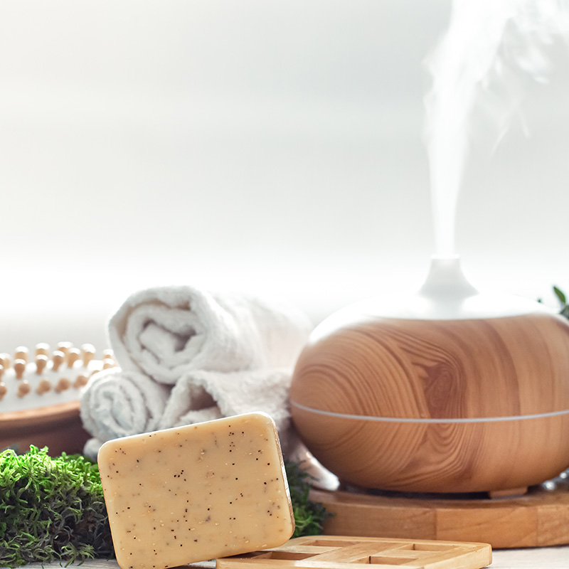 image for Aroma Laab website