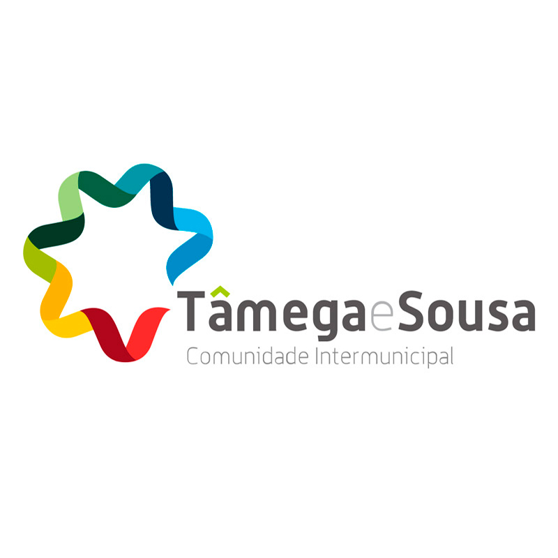 logotipo do cim tamega e sousa