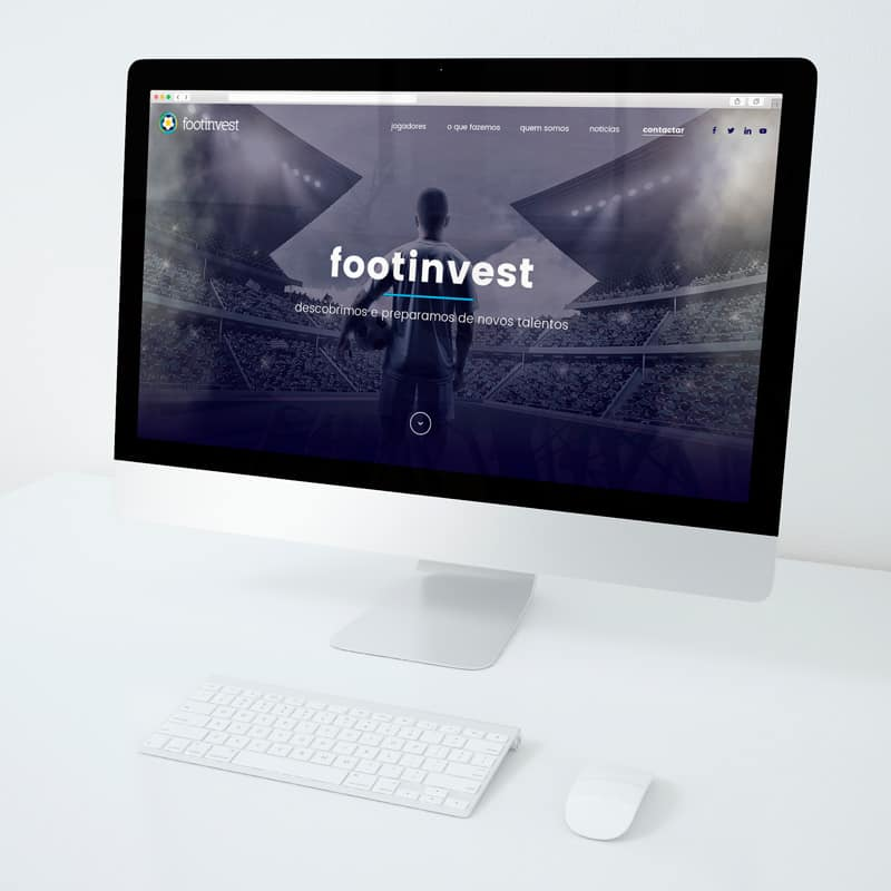 website for footinvest