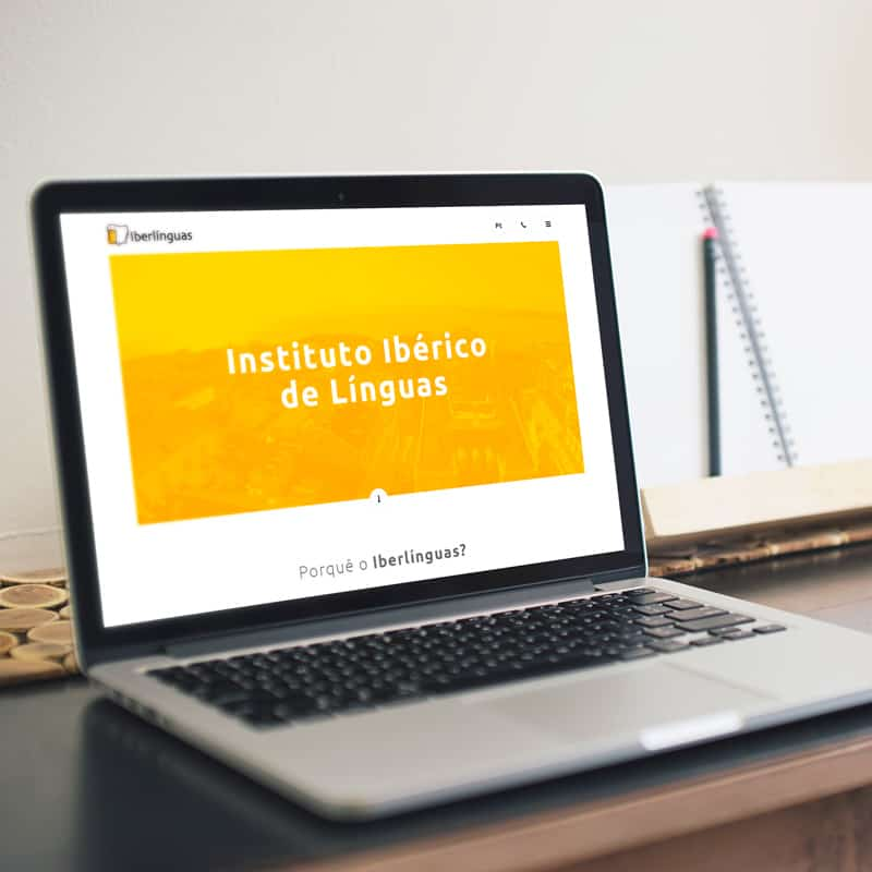 website para iberlinguas