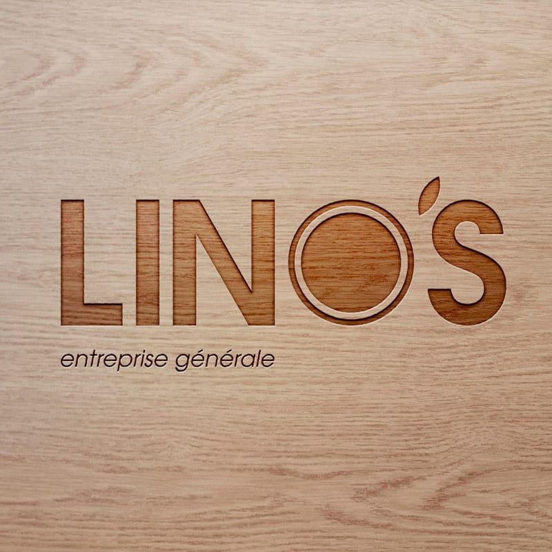 branding for Linos
