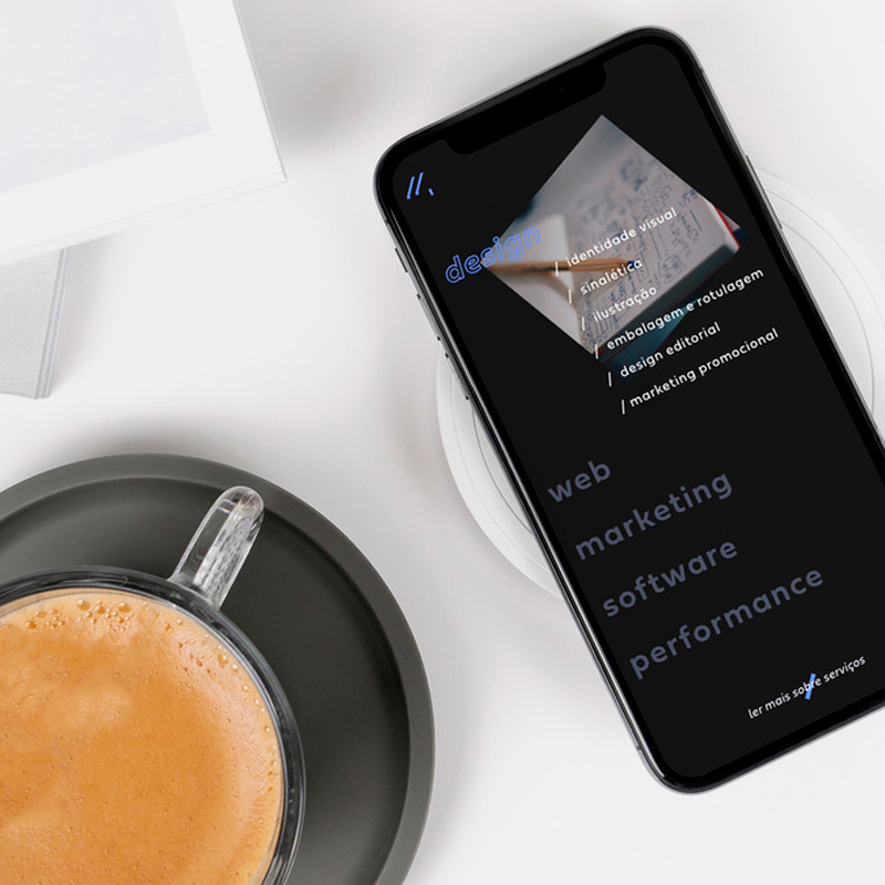 new  branding and website