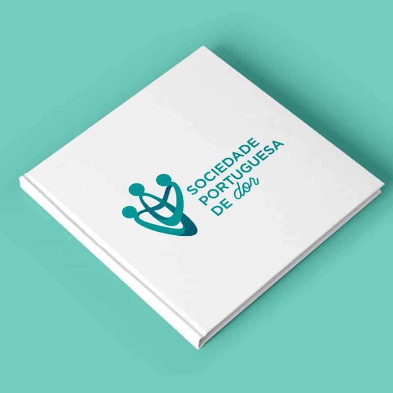 branding and website for sociedade Portuguesa Dor