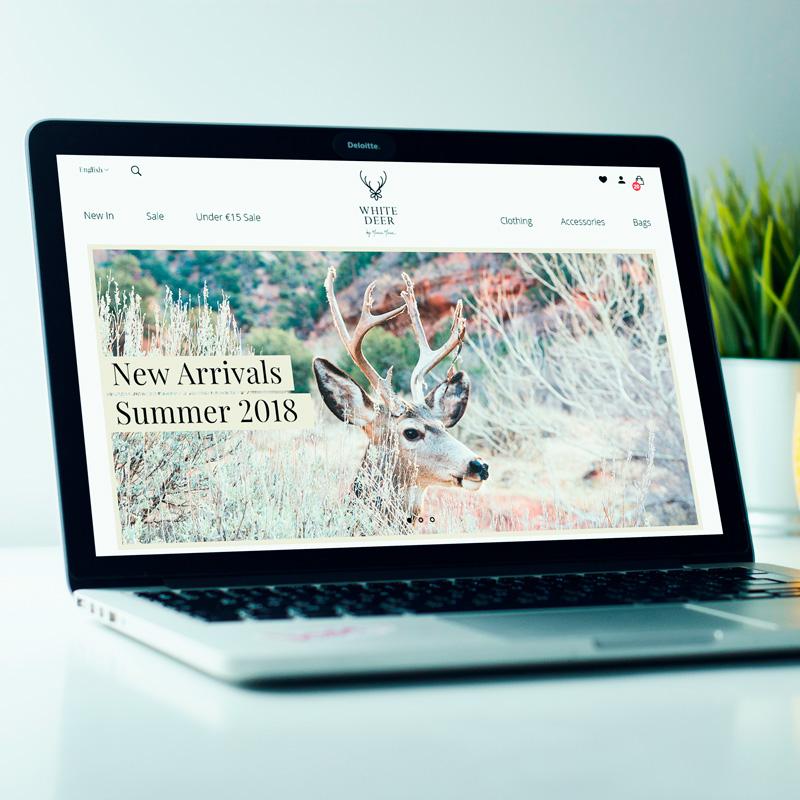 online store for White Deer