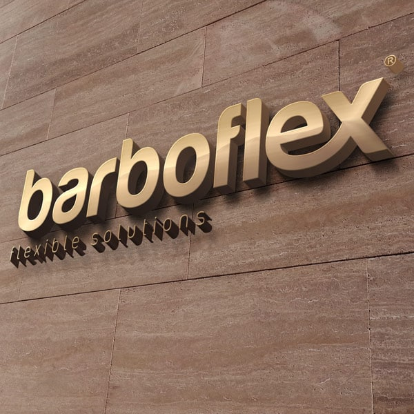 logotipo da barboflex