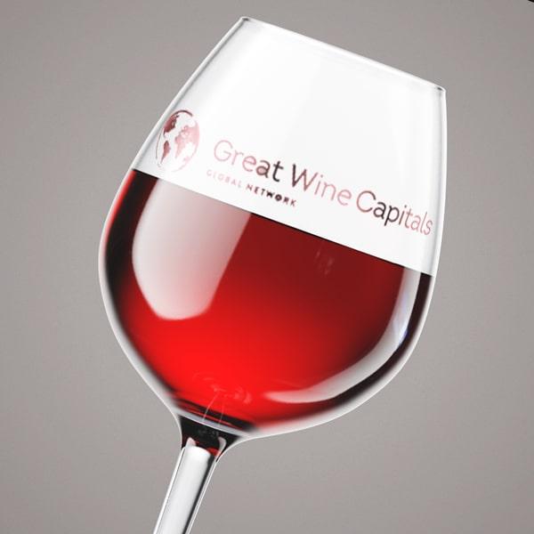 logotipo da revista de vinhos