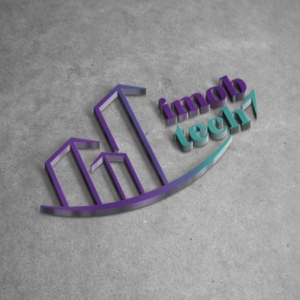 logotipo da imobtech