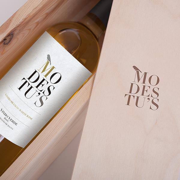 online store developed for Modestus