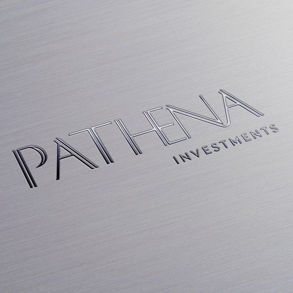 logotipo da pathena