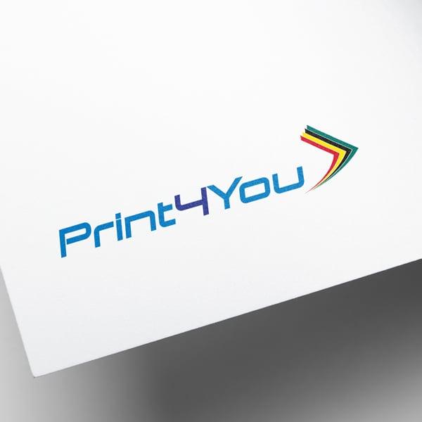 logotipo da print4you