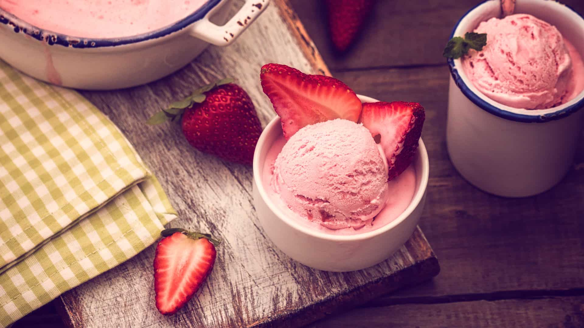 Ice Flavours / Farggi