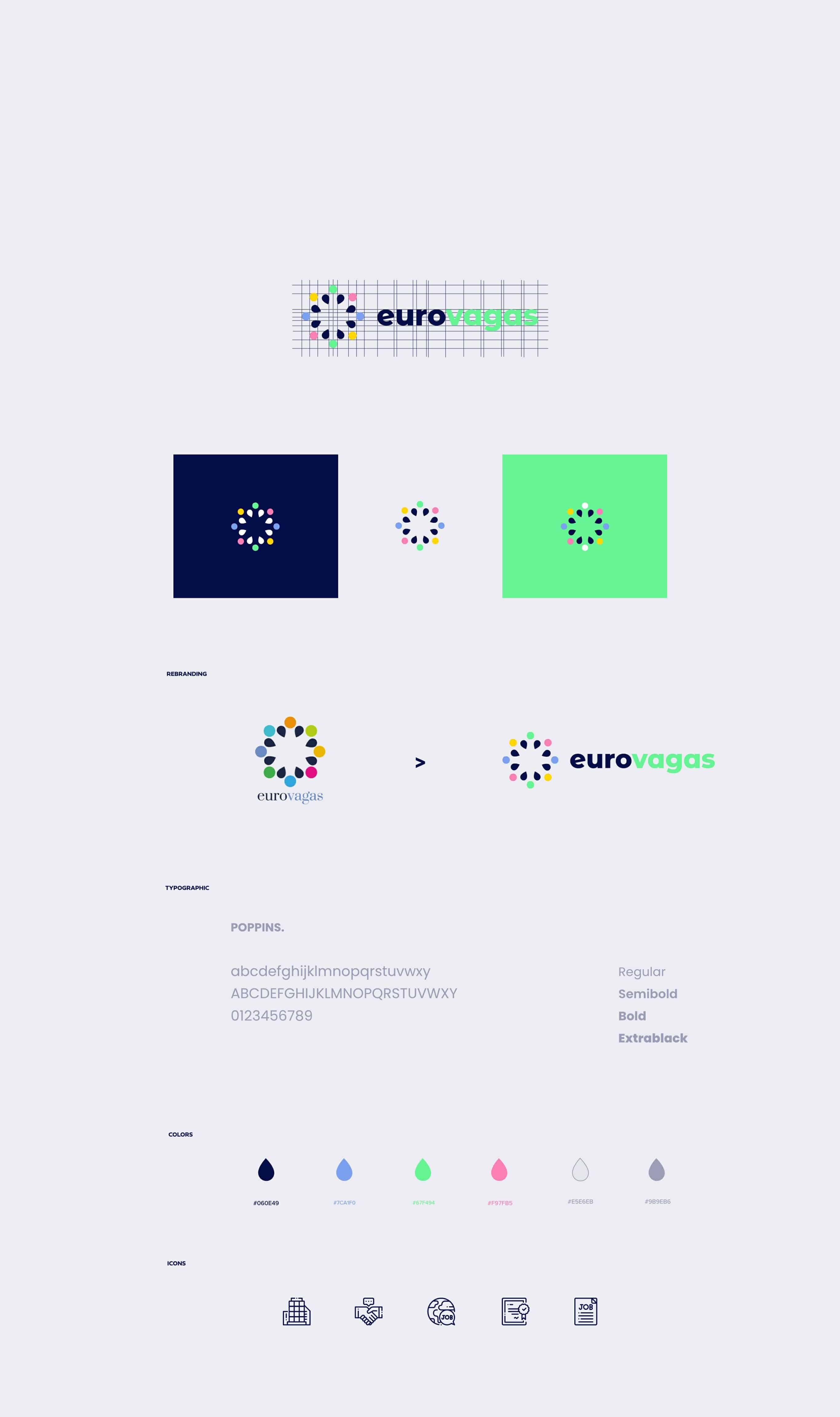 colors and fonts for eurovagas